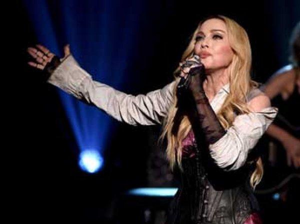 Мадонна никогда больше не приедет в Россию: «Там быть геем равносильно преступлению»