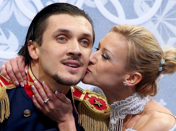 Татьяна Волосожар и Максим Траньков сыграли свадьбу в Москве (ФОТО)