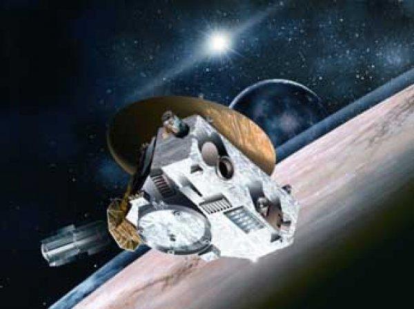 В Сеть попало новое видео пролёта New Horizons над Плутоном