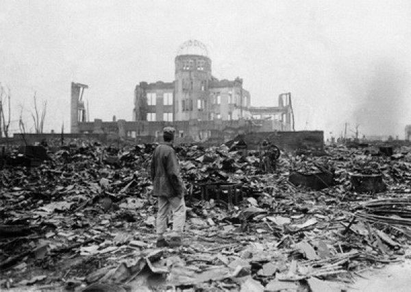 В Японии создали и опубликовали панорамное фото разрушенной Хиросимы