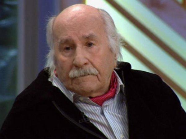 Актер Владимир Зельдин госпитализирован в тяжелом состоянии