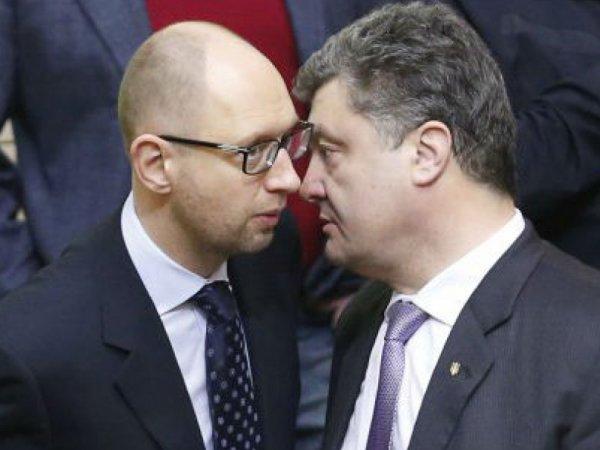 ИноСМИ: Порошенко и Яценюк продавали места в Раде