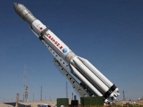 """Первый после майской аварии """"Протон"""" со спутником стартовал с Байконура"""