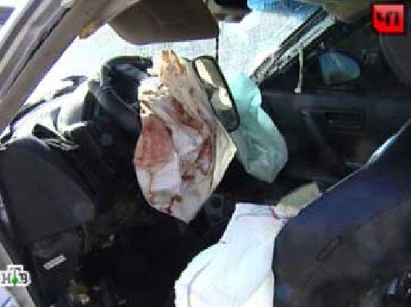 В Чечне столкнулись семь машин: погибли семь человек, включая трех силовиков