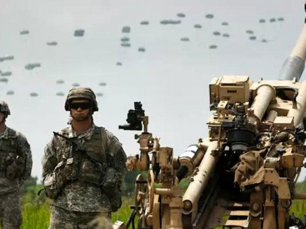 НАТО проводит крупнейшие после холодной войны воздушно-десантные учения в Европе