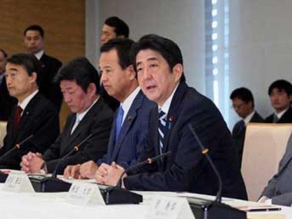 Премьер Японии извинился за Вторую мировую войну
