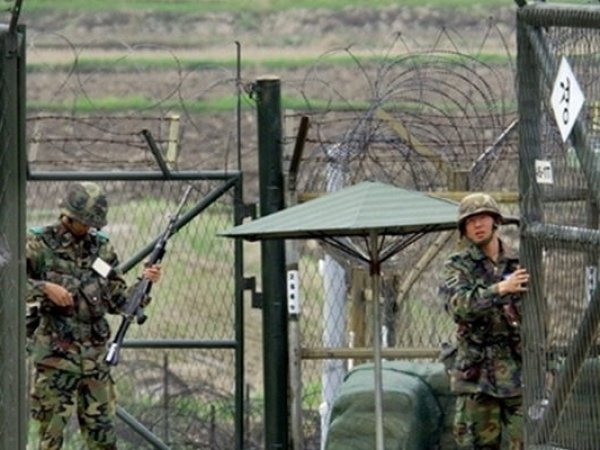 СМИ: Северная и Южная Корея обменялись артиллерийскими залпами на границе