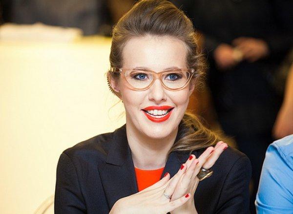 Ксения Собчак нашла работу в развлекательном шоу на канале Коломойского (фото)