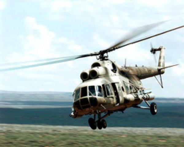 В Хабаровском крае рухнул вертолет с топ-менеджерами «ВТБ-лизинг»