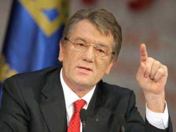 Ющенко предрек Украине глубочайший кризис за всю историю