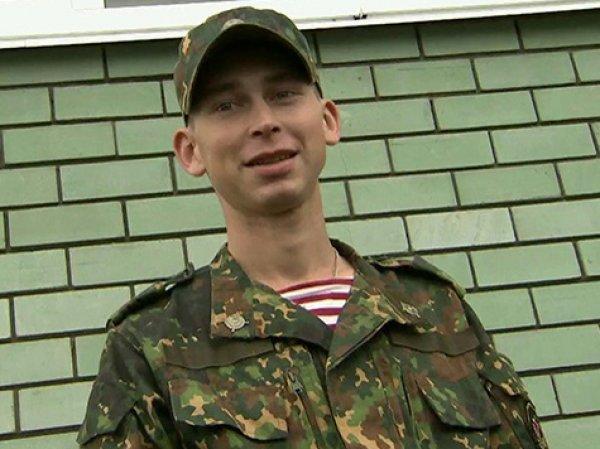 В Казани военный спас девочку, упавшую с 6-го этажа