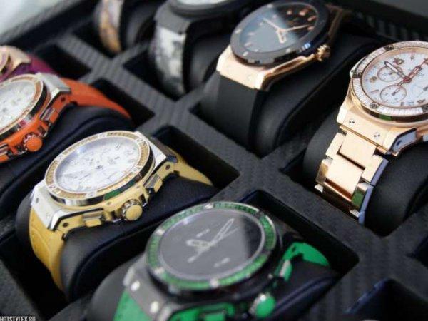 У главы комитета мэрии Москвы похитили коллекцию часов за 6 млн рублей