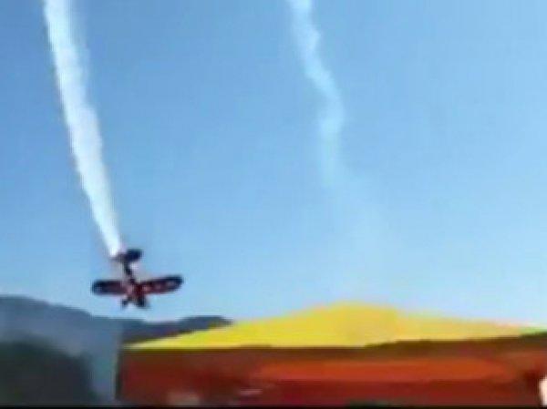В результате крушения самолёта в Австрии погиб пилот
