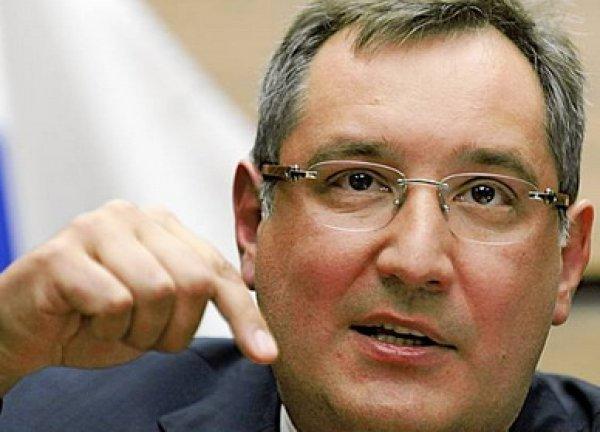 """Рогозин назвал Турчинова """"редкой гнидой"""""""