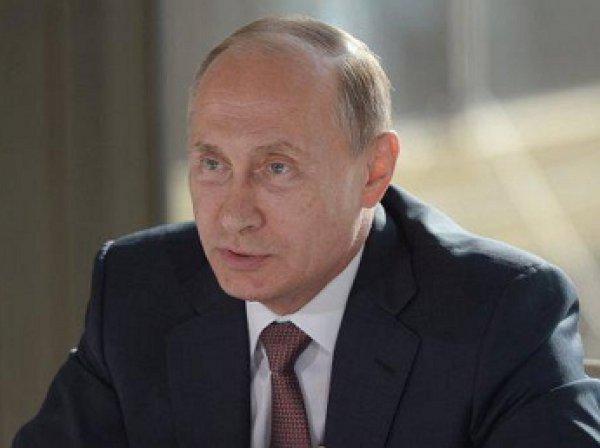Путин заявил на саммите ОДКБ о поддержке Башара Асада