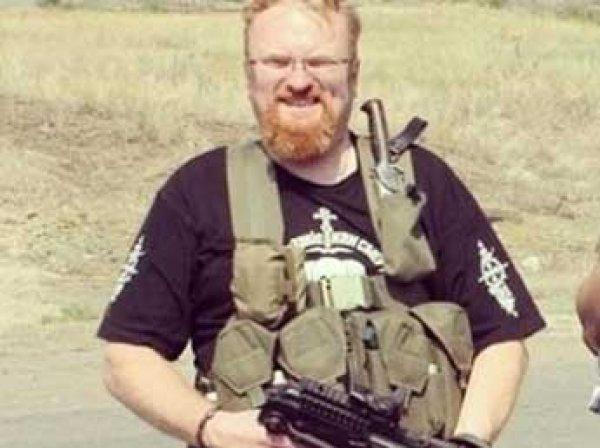 Питерский депутат Милонов готов отправиться добровольцем на Донбасс