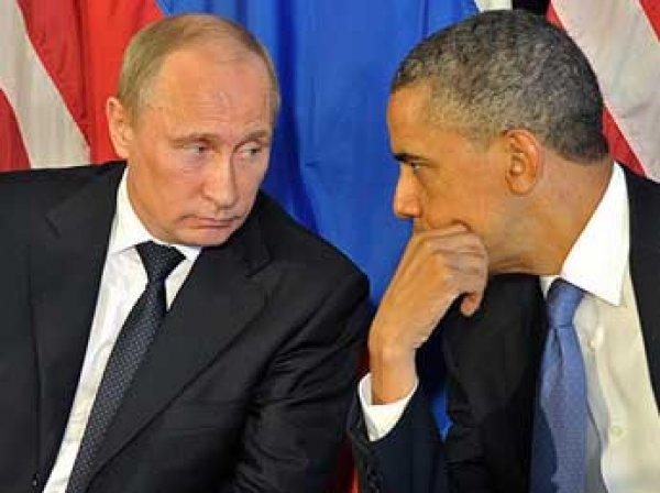 В Белом доме назвали дату и время встречи Путина с Обамой