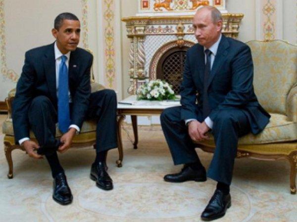 Путин и Обама обменялись рукопожатиями (фото, видео)