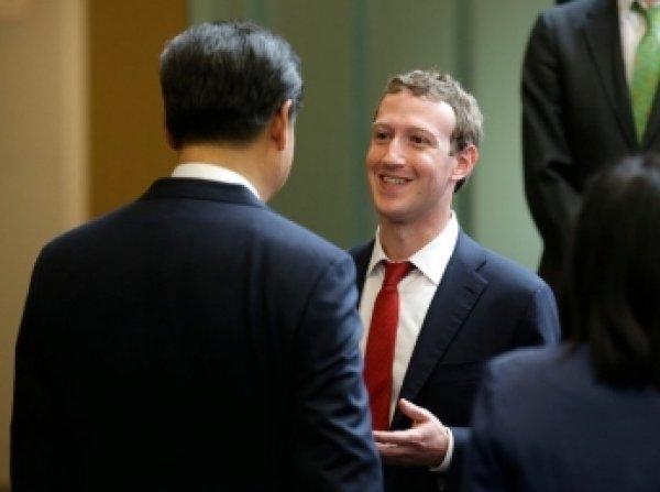 Марк Цукерберг: у беженцев скоро будет Facebook