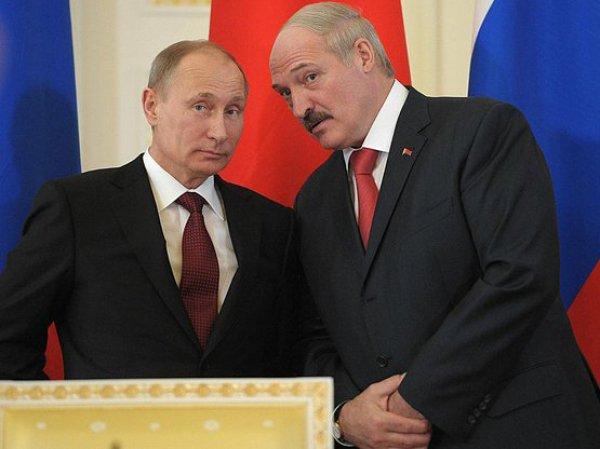 Путин указал Лукашенко, что молоко - не пиво