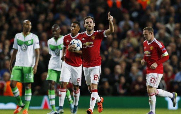 «Манчестер Юнайтед» - «Вольфсбург», счет 2:1: обзор матча, видео голов (ВИДЕО)