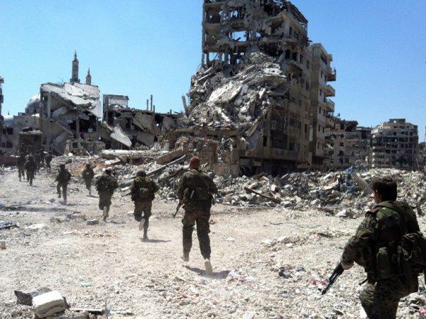 Пентагон заявил о переброске российских военных в Сирию
