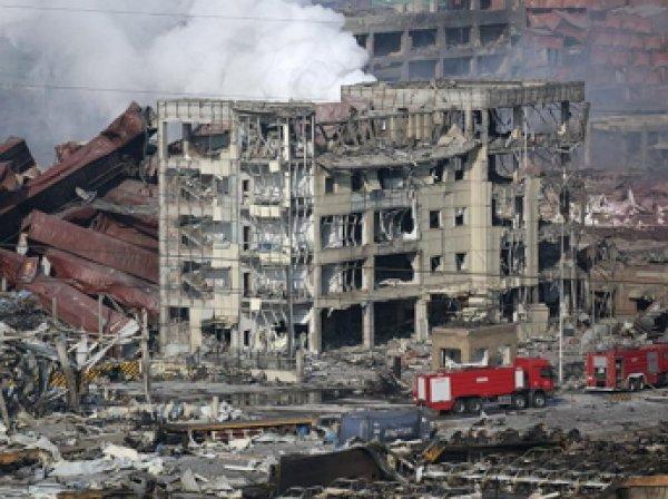 Число пострадавших от серии взрывов в Китае возросло до 50