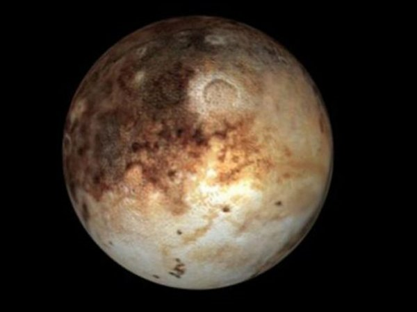НЛО на снимках Плутона взбудоражило пользователей Интернета