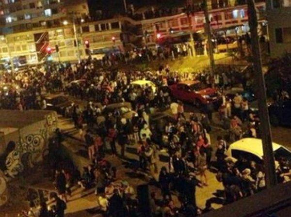 Жертвами землетрясения в Чили стали 10 человек