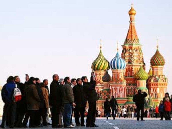 Тысячи туристов назвали Москву самым недружелюбным городом мира
