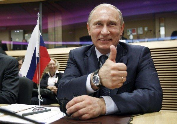 "Путин в интервью телеканалу CBS: ""Я - не Царь!"" (видео)"