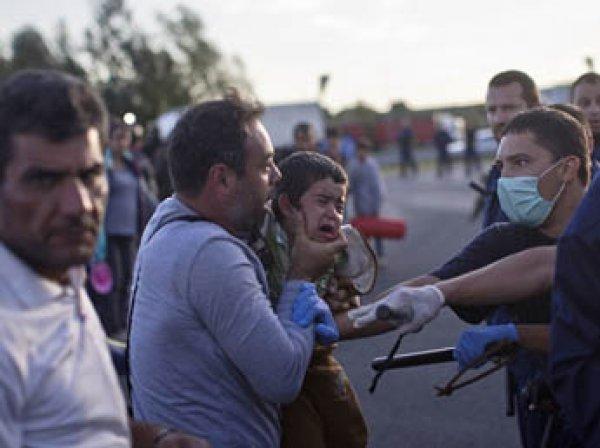 В Венгрии мигранты устроили бунт, а министр обороны из-за этого ушел в отставку