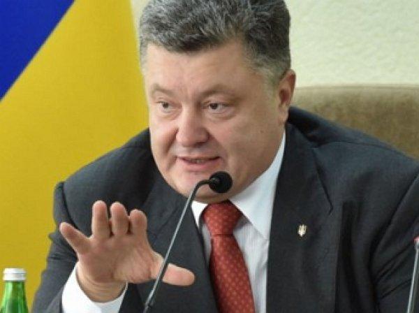 После критики запада, Порошенко убрал из санкционного списка журналистов BBC
