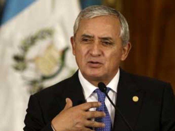 Суд Гватемалы выдал ордер на арест президента Отто Переса после коррупционного скандала