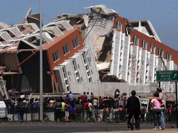 Землетрясение в Чили 2015 : волны от цунами ждут в России и Японии (ВИДЕО)