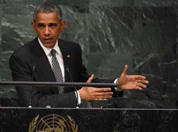 Обама причислил Россию к потенциальным вызовам США