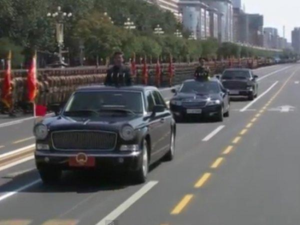 Парад Победы в Пекине 2015: трансляция онлайн была доступна в Сети (видео)