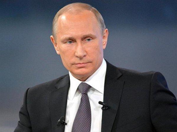 Путин: Прозвище «Царь» мне не подходит