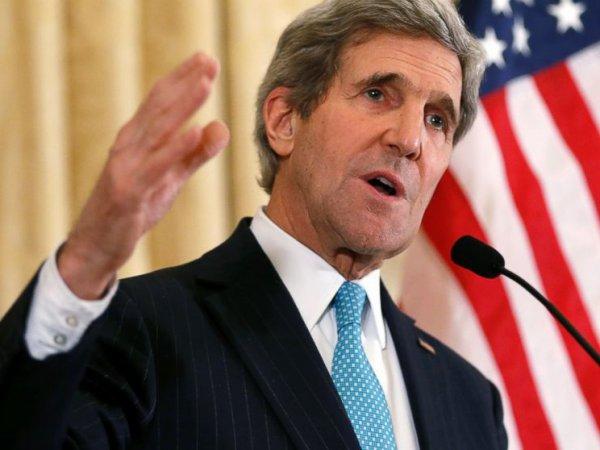 Керри заявил, что США больше не требуют немедленного ухода Асада