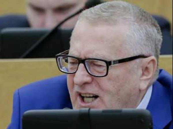 Жириновский подал в суд на Горбачева из-за фразы в книге