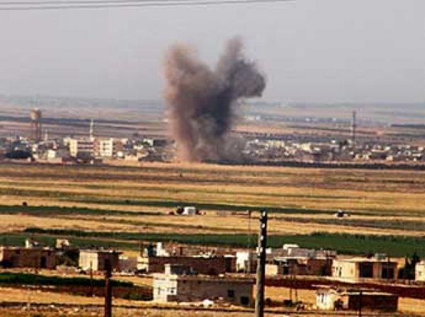 Правозащитники: Россия нанесла авиаудары по позициям боевиков ИГ в Сирии