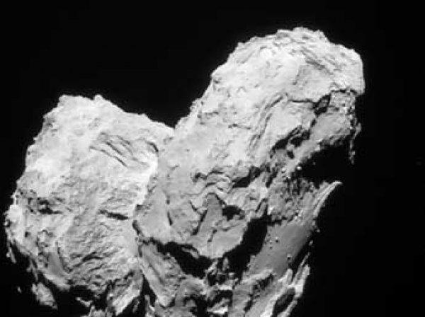 Ученые обнаружили на комете Чурюмова-Герасименко кислород