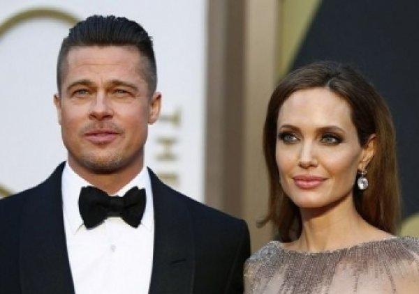 """Анджелина Джоли: """"У нас с Брэдом Питтом есть проблемы!"""""""