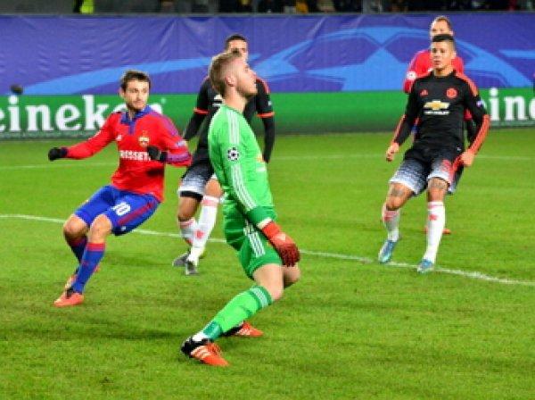 ЦСКА – «Манчестер Юнайтед», счет 1:1:  обзор матча, видео голов (ВИДЕО)