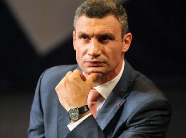 """Виталий Кличко рассказал, как кислород действует на """"артефаки"""""""