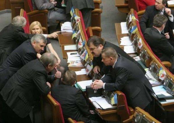 Депутатов хотят заставить служить в армии