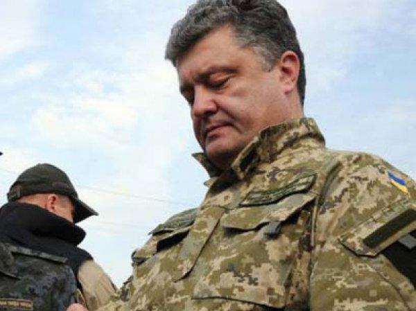 Петр Порошенко в День защитника Украины испытал российский истребитель Cу-27