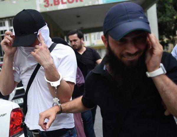 Полиция Турции задержала 50 предполагаемых пособников ИГИЛ после теракта в Анкаре