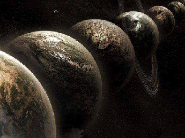 Жители европейской части России наблюдают за парадом планет