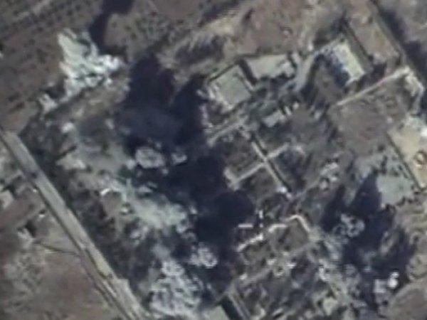 Сирия, последние новости 14 октября 2015: российские ВКС уничтожили cклад и базу подготовки террористов в Сирии
